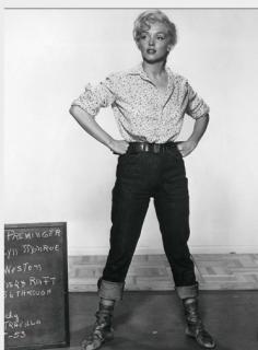 Bullet Blues' boyfriend jeans–made in USA