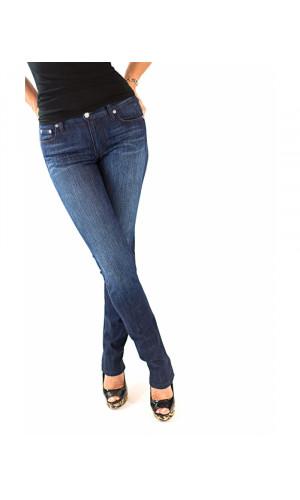 Bullet Blues Fox Azur - Dark Wash Skinny Jeans Made in USA