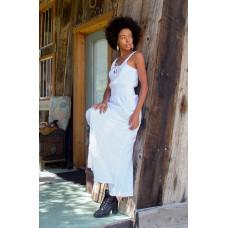 Bullet Blues Clothilde Designer Maxi Dress – Made in USA