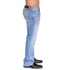 Bullet Blues Cowboy Azurin - Classic Boot Cut Jeans Made in USA