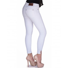Bullet Blues Miami Chic Cropped Skinny Jeans Made in USA