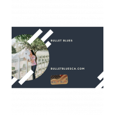 Bullet Blues Gift Voucher $50