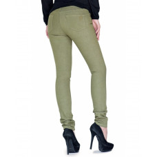 Bullet Blues Doll Vert - Green Skinny Jeans Made in USA