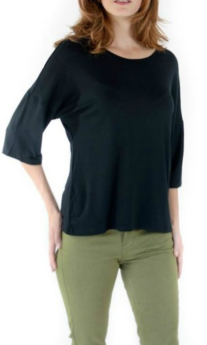 Bullet Blues Odile Scoop Neck Top Made in USA